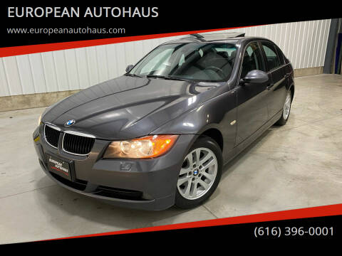2007 BMW 3 Series for sale at EUROPEAN AUTOHAUS in Holland MI