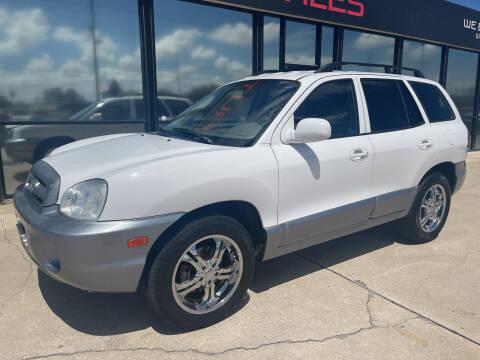 2005 Hyundai Santa Fe for sale at Tucson Auto Sales in Tucson AZ