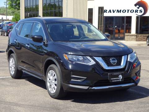 2018 Nissan Rogue for sale at RAVMOTORS 2 in Crystal MN
