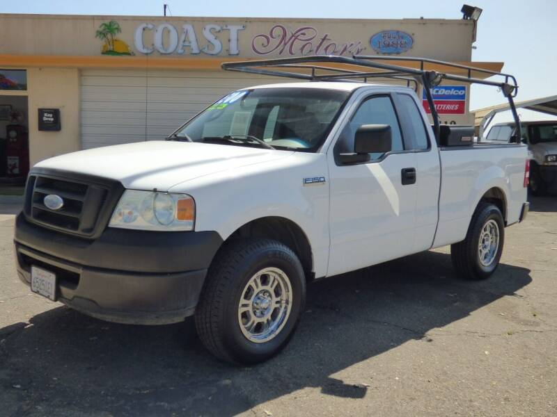 2007 Ford F-150 for sale at Coast Motors in Arroyo Grande CA