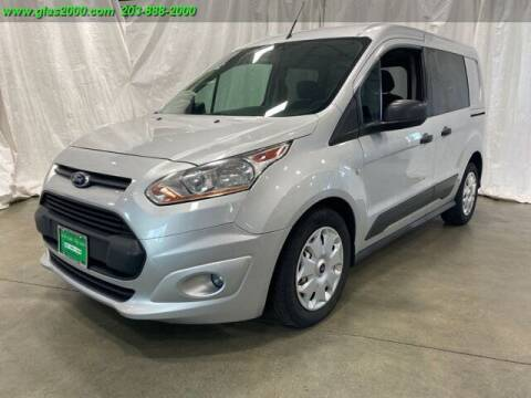 2014 Ford Transit Connect Cargo for sale at Green Light Auto Sales LLC in Bethany CT