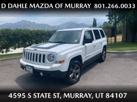 2016 Jeep Patriot for sale at D DAHLE MAZDA OF MURRAY in Salt Lake City UT