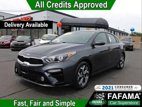 2019 Kia Forte for sale at FAFAMA AUTO SALES Inc in Milford MA