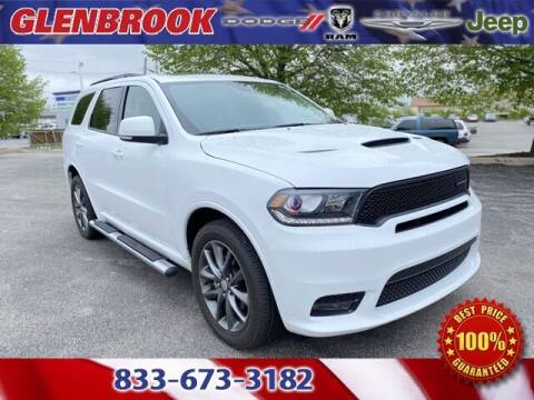 2018 Dodge Durango for sale at Glenbrook Dodge Chrysler Jeep Ram and Fiat in Fort Wayne IN
