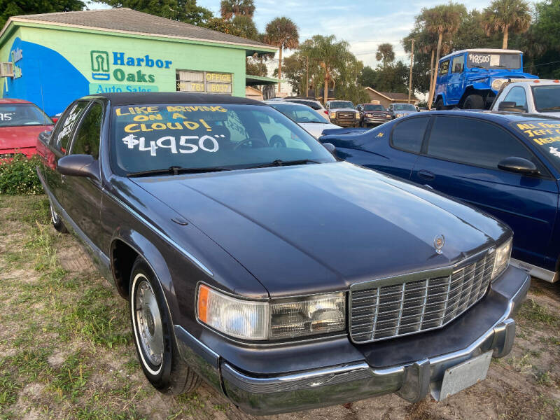 1995 Cadillac Fleetwood for sale at Harbor Oaks Auto Sales in Port Orange FL