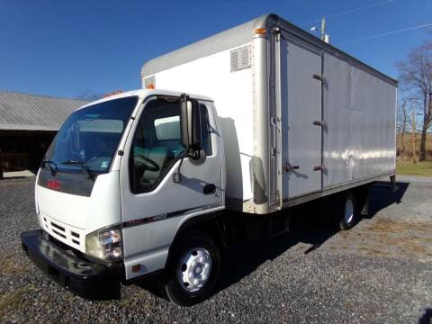 2007 GMC W4500 for sale at Mountain Truck Center in Medley WV