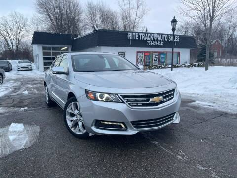 2019 Chevrolet Impala for sale at Rite Track Auto Sales in Canton MI
