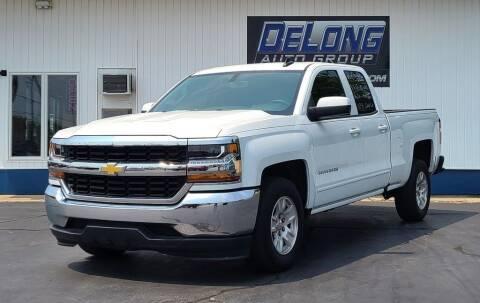2019 Chevrolet Silverado 1500 LD for sale at DeLong Auto Group in Tipton IN