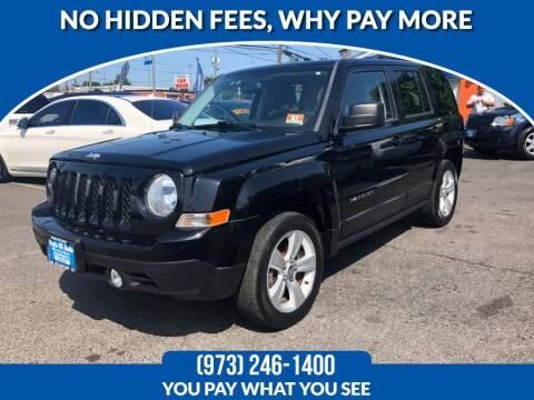 2013 Jeep Patriot for sale at Route 46 Auto Sales Inc in Lodi NJ