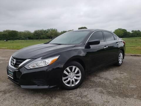 2018 Nissan Altima for sale at Laguna Niguel in Rosenberg TX