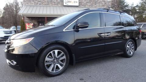2014 Honda Odyssey for sale at Driven Pre-Owned in Lenoir NC