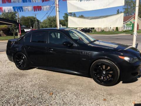 2007 BMW M5 for sale at Antique Motors in Plymouth IN
