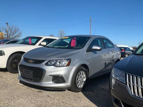 2017 Chevrolet Sonic for sale at Cars To Go in Lafayette IN