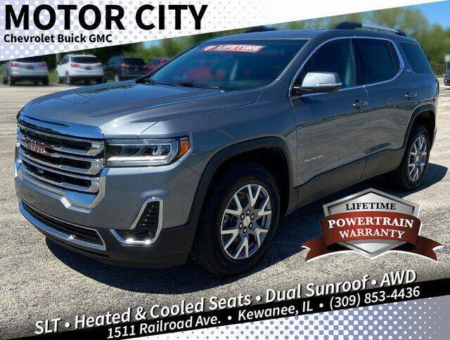 2021 GMC Acadia for sale in Kewanee, IL