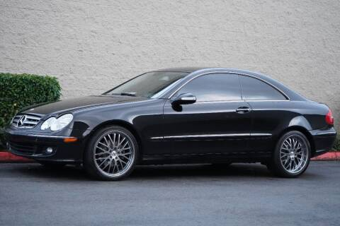 2006 Mercedes-Benz CLK for sale at Overland Automotive in Hillsboro OR