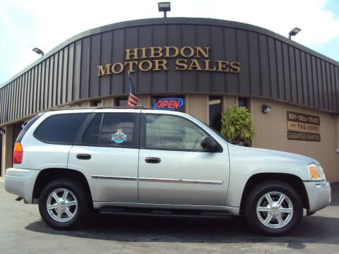 2008 GMC Envoy for sale at Hibdon Motor Sales in Clinton Township MI