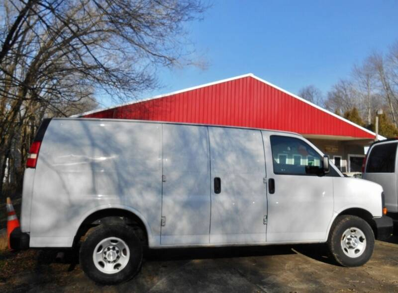 2009 Chevrolet Express Cargo for sale at CARS II in Brookfield OH