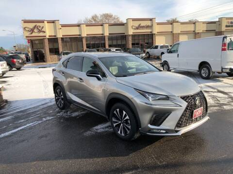 2020 Lexus NX 300 for sale at ASSOCIATED SALES & LEASING in Marshfield WI