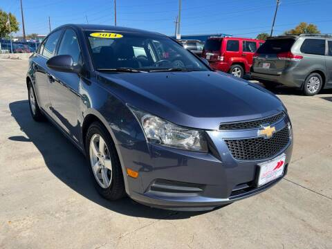 2014 Chevrolet Cruze for sale at AP Auto Brokers in Longmont CO