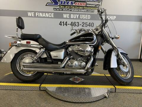 2008 Honda Shadow Aero for sale at Southeast Sales Powersports in Milwaukee WI