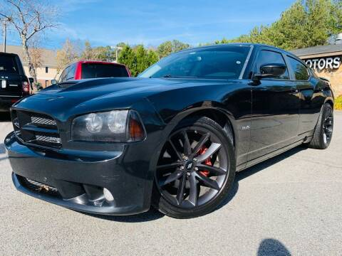 2010 Dodge Charger for sale at Classic Luxury Motors in Buford GA