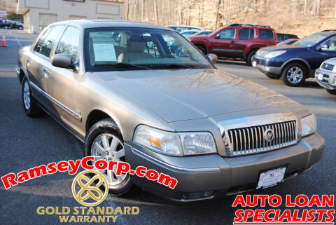 2006 Mercury Grand Marquis for sale at Ramsey Corp. in West Milford NJ