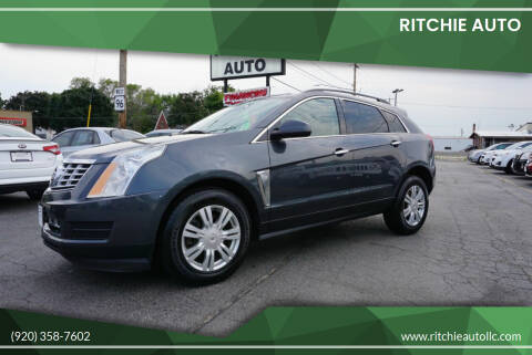 2013 Cadillac SRX for sale at Ritchie Auto in Appleton WI