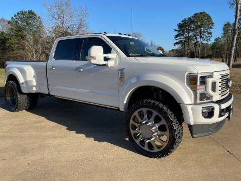 2020 Ford F-450 Super Duty for sale at JCT AUTO in Longview TX