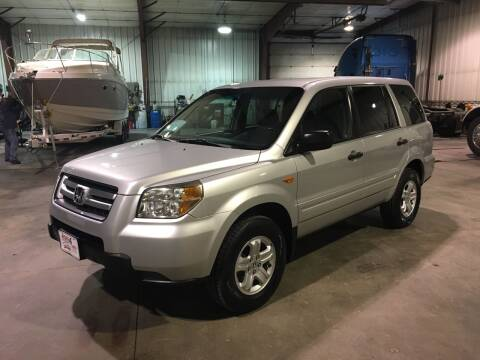 2007 Honda Pilot for sale at More 4 Less Auto in Sioux Falls SD