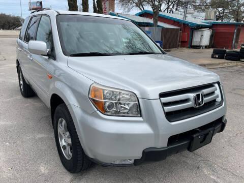 2007 Honda Pilot for sale at PRESTIGE AUTOPLEX LLC in Austin TX