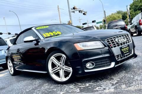 2010 Audi S5 for sale at Island Auto in Grand Island NE