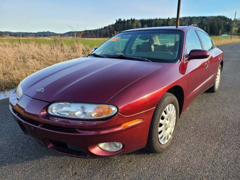 2001 Oldsmobile Aurora for sale at State Street Auto Sales in Centralia WA