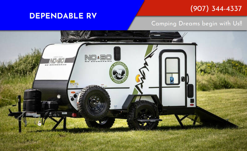 2021 Forest River No Boundaries for sale at Dependable RV in Anchorage AK