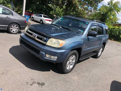 2005 Toyota 4Runner for sale at 22nd ST Motors in Quakertown PA
