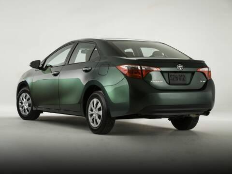 2014 Toyota Corolla for sale at Hi-Lo Auto Sales in Frederick MD