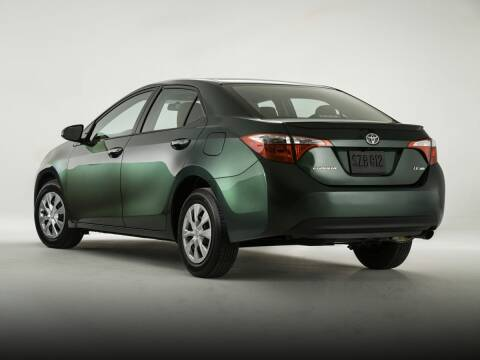 2015 Toyota Corolla for sale at Harrison Imports in Sandy UT
