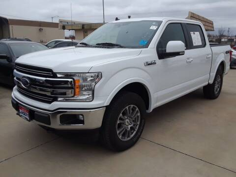 2020 Ford F-150 for sale at Auto Haus Imports in Grand Prairie TX