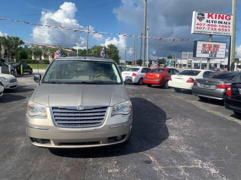 2008 Chrysler Town and Country for sale at King Auto Deals in Longwood FL