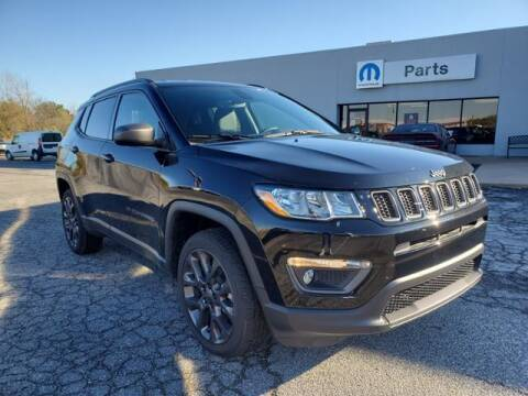 2021 Jeep Compass for sale at Vance Fleet Services in Guthrie OK