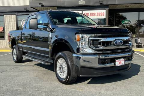 2020 Ford F-250 Super Duty for sale at Michaels Auto Plaza in East Greenbush NY
