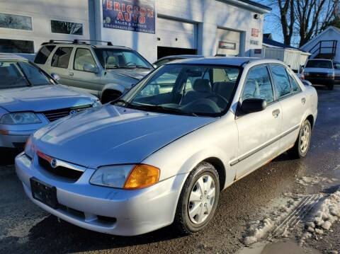 2000 Mazda Protege for sale at Ericson Auto in Ankeny IA
