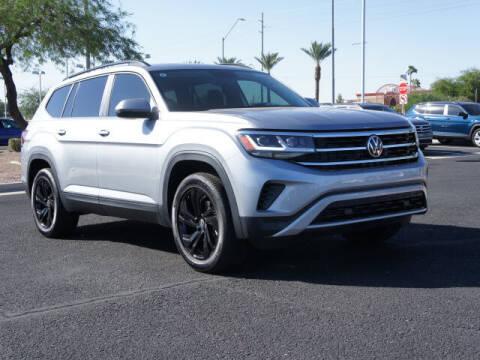2022 Volkswagen Atlas for sale at CarFinancer.com in Peoria AZ