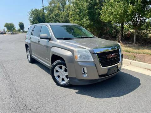 2011 GMC Terrain for sale at Aren Auto Group in Sterling VA