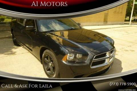 2012 Dodge Charger for sale at A1 Motors Inc in Chicago IL