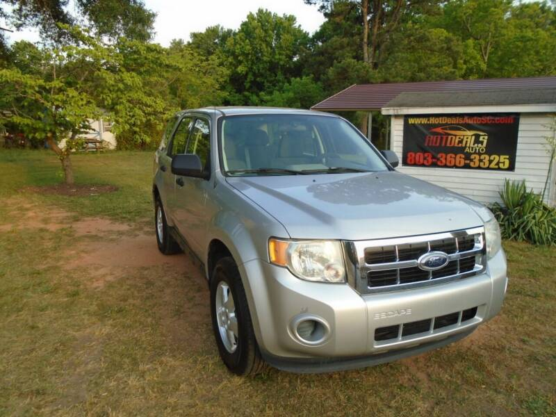 2010 Ford Escape for sale at Hot Deals Auto LLC in Rock Hill SC