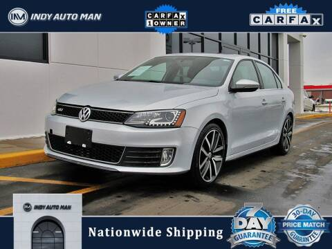 2013 Volkswagen Jetta for sale at INDY AUTO MAN in Indianapolis IN