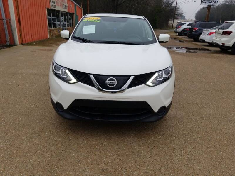 2019 Nissan Rogue Sport for sale at MENDEZ AUTO SALES in Tyler TX