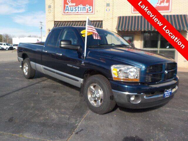 2006 Dodge Ram Pickup 2500 for sale at Austins At The Lake in Lakeview OH