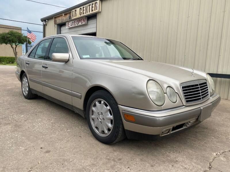 1996 Mercedes-Benz E-Class for sale at Texas Car Center in Dallas TX
