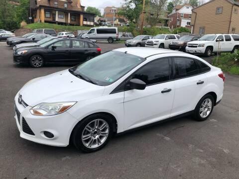 2012 Ford Focus for sale at Fellini Auto Sales & Service LLC in Pittsburgh PA